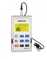 PORTABLE NOISE DOSIMETER TYPE DC112
