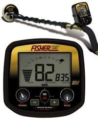 Pendeteksi Emas Fisher Gold Bug Pro