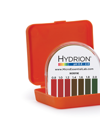 Hydrion MicroFine Disp. 0.8-2.0