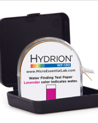 Hydrion Water Finder Tester