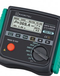 KYORITSU Earth Resistance & Resistivity Tester KEW 4106