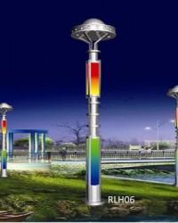 Tiang Lampu Taman Tipe RLH 6