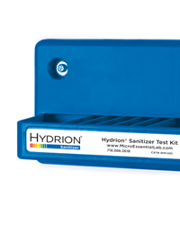 Hydrion Test center - Blue