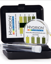 Hydrion (IL-250) Lo Iodine Test Kit 0-50ppm