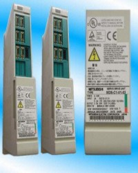MITSUBISH AC SERVO CNC : MDS-A-SVJ-10
