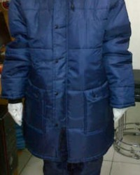 baju  dingin,jacket cold storage