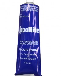 Copaltite high temperature sealing compound,Copaltite Liquid Form Sealant 5 oz tube