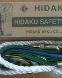 Safety belt hardness hidaku,sabuk pengaman kerja