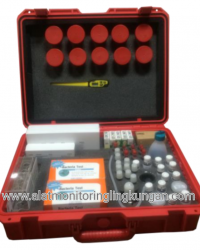 FOOD CONTAMINATION TEST KIT (TYPE  :  FOCON - 01)