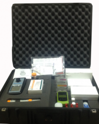 FOOD CONTAMINATION TEST KIT  || FOCON - SP - ALAT MONITORING LINGKUNGAN