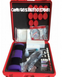 FOOD CONTAMINATION TEST KIT || VVIP - ALAT MONITORING LINGKUNGAN