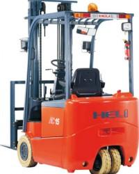 AC Electric Forklift 3Wheel   distributor Forklift battery   Pusat Forklift Battery   Forklift Heli