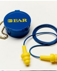 Earplug ultrafit 25,ear 3m 3404002 Corded with Case,penutup telinga