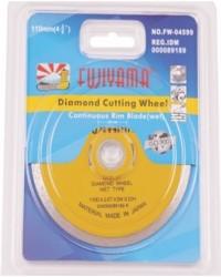 Mata pisau potong keramik  gerinda,Diamond Cutting Wheel  Fujiyama