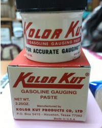 Kolor Kut Gasoline Gauging Paste,kolorkut,kadar level minyak