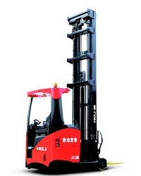 Reach Truck GII Series   Rech Truck Heli   Jual Reack truck   Electric Forklift  Electric Reach Lift
