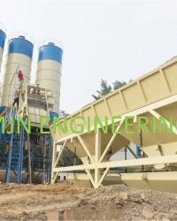Fabrikasi Concrete Batching Plant Surabaya untuk Beton Ready Mix
