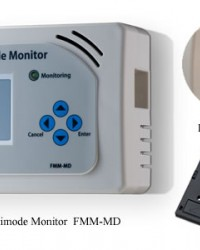 PORTABLE FORMALDEHYDE MONITOR TYPE FMM-MD, ALAT MONITORING KADAR FORMALIN DI UDARA