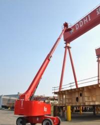 Telescopic Boom Lift HT270/285J |  Harga Man Lift | Tangga Electrik | Sky Lift | Mantall