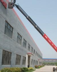 Telescopic Boom Lift HT390/410J |  Harga Man Lift | Tangga Electrik | Sky Lift | Mantall