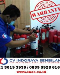 Isi Ulang Tabung Pemadam Api / APAR Powder
