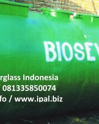 IPAL BIOSEVEN STP Limbah Klinik, Biotech, High Quality