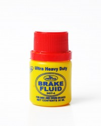 Brake Fluid - Minyak Rem Dot-4 50 Ml PRESTASI
