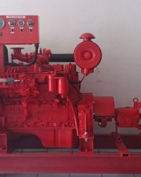Hydrand diesel fire pump