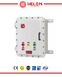 Explosion-proof Distribution Boxes(Motor Starters) HLDP03-Q