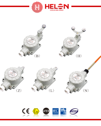 dLXK-□C Series explosion-proof travel switch (ⅡC, DIP)
