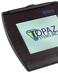 Topaz signature pad SigGem T-LBK57GC-BHSB-R  -Perekam tanda tangan digital