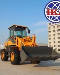 Wheel loader kanghong bergaransi 4000 jam