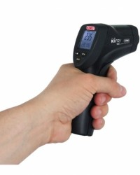 PORTABLE INFRARED THERMOMETER, JUAL PORT