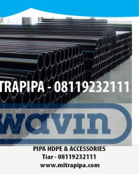 Pipa HDPE Batang dan Roll Murah