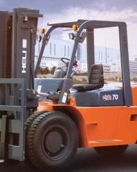 Forklift 7ton HELI