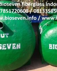 IPAL BioSeven STP Limbah Rumah Makan Biotech Tanpa Kuras Harga Ekonomis