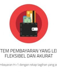 Pembayaran Fleksibel
