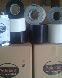 Polyken Wrapping