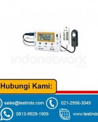 Illuminance, UV, Temp & Humidity Data Logger