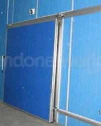 Sliding Door Untuk Cold Storage