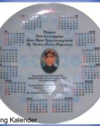 Piring Kalender Promosi
