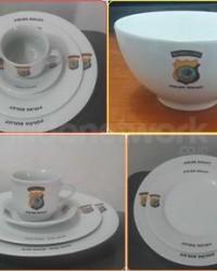 Piring Makan Polda Sulut