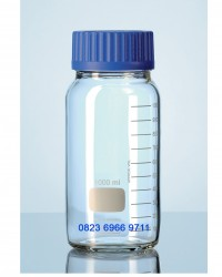 Botol Sampler Bermulut Lebar || Jual Botol Sampler Bermulut Lebar