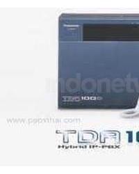 PABX TDA-100DBP ( 24 EXT )