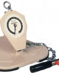 Back Leg Dynamometer | Baseline® Back-Leg-Chest Dynamometer 330 lb