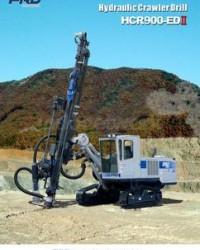 Hydraulic Crawler Drill Furukawa, HCR1500, HCR1200, HCR910, HCR900