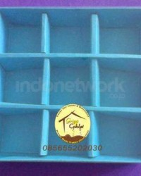 Box / Kemasan Coklat Praline Isi 9 ( S9)