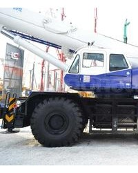 AMS Crane Rental Roughter Crane Kap 25 Ton - 80 Ton