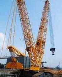 AMS Crane Rental Crawler Crane 50 Ton - 750 Ton