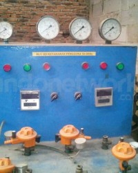 Mesin Perakit Regulator Gas Elpiji